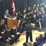 Falconers LLP Congratulates Samantha Ramage and Elysia Petrone-Reitberger