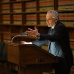 Law Society Speech Honours Holocaust Remembrance Day With Renewed Call to Resist Anti-Semitism