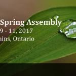 NAN Chiefs Spring Assembly 2017