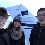 Falconair Visits Fort Albany First Nation