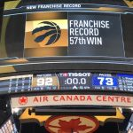 Raptors Make History With First Time Too Seed Clinch of First