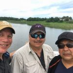 Falconair Visits Rainy River First Nations