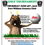 Falconers LLP Attends Paul Trivett Memorial Golf Tournament Hosted by NAPS